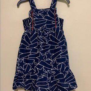 Cat & Jack navy star sundress. 2T 🇺🇸⭐️💥